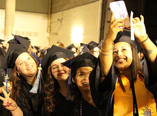 grad-selfies