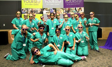 nurse camp at clover park technical college
