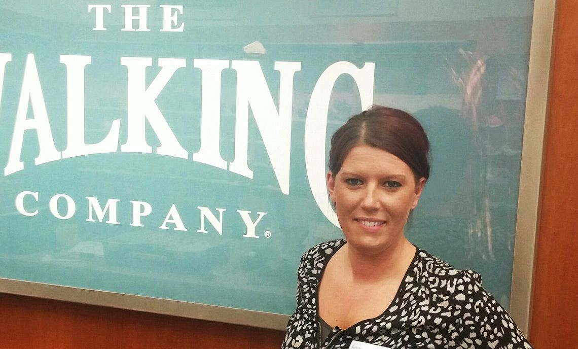 Rachel Ayers has been promoted three times at her company since she enrolled in and completed CPTC's Retail Business Management Degree Program.