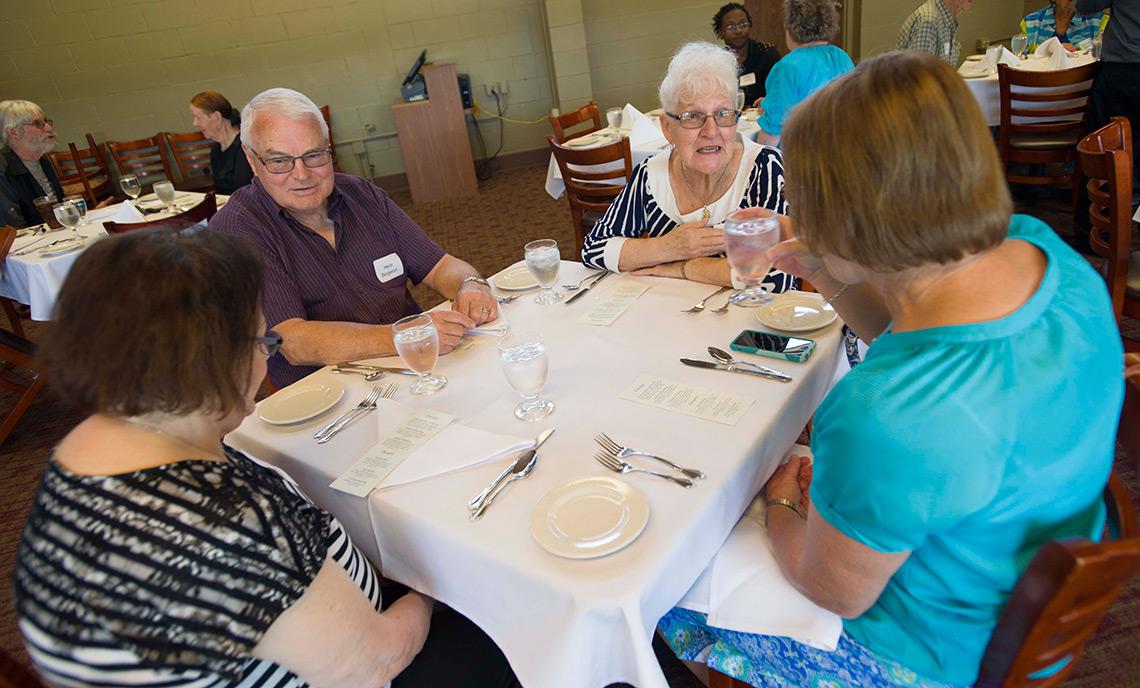2016 Retiree Luncheon