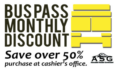 Discount Monthly Bus Passes