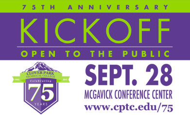 CPTC 75th Anniversary Kickoff