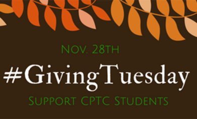 Giving Tuesday is Nov. 28.