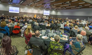 Clover Park's 75th Anniversary Gala raised a record-setting $88,000 to support CPTC students.