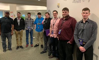 CPTC sent eight CNISS students to Highline College to compete in the PRCCDC March 22-24.