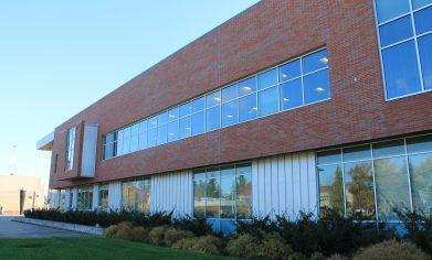 Building 21, Nursing building