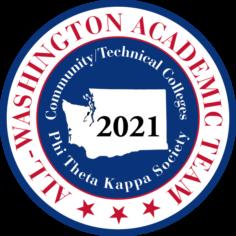 All Washington Academic Team 2021 logo
